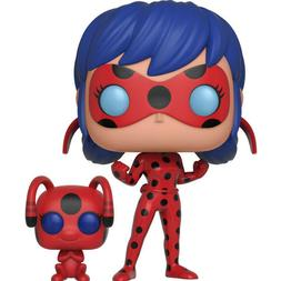 FUNKO POP Miraculous Ladybug Tikki SOFT VINYL ACTION FIGURE