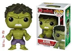 Funko POP Movie: Marvel Avengers 2 Hulk Bobble Head Vinyl Fi