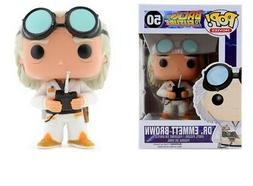 Funko Pop Movies: Back to the Future - Dr. Emmett Brown Viny