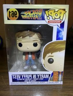 Funko Pop! Movies: Back to the Future - Marty McFly #49 Viny
