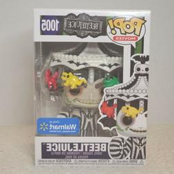 Funko Pop! Movies Beetlejuice Vinyl Figure #1005 Walmart Exc