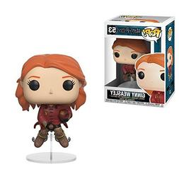 2 Pack Bundle Funko Pop Movies: Harry Potter - Ron and Ginny