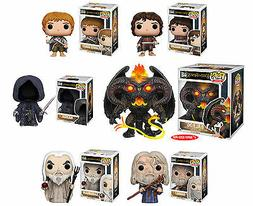 Funko POP! Movies ~ LORD OF THE RINGS 6-FIGURE SET ~ Balrog,