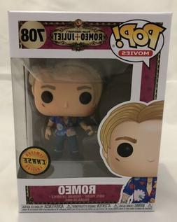 Funko Pop Movies Romeo and Juliet Romeo #708 Chase Vinyl Toy