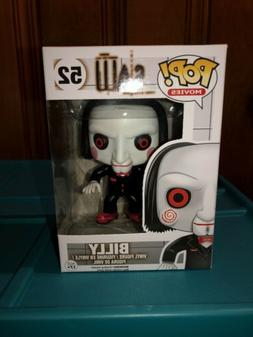Funko Pop! Movies Saw Billy The Puppet #52 Vinyl Figure Funk