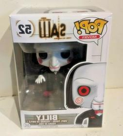 Pop movies Saw Billy The Puppet #52 Vinyl Figure Funko