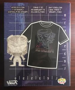 FUNKO POP! THE PREDATOR TARGET Exclusive T-Shirt & Vinyl Fig