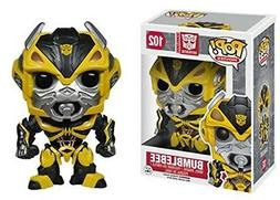 Funko POP! Movies: Transformers: Age of Extinction-Bumblebee