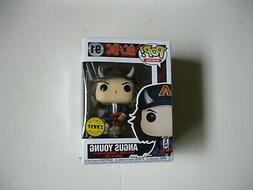 FUNKO POP MUSIC #91 AC/DC ANGUS YOUNG HORNS CHASE FIGURE W/