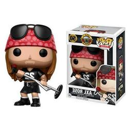 Funko Pop! Music: Guns N' Roses Axl Rose Pop! Vinyl Figure