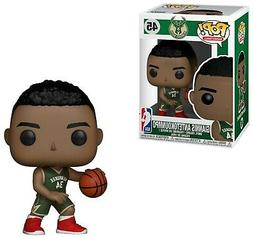 Funko POP! NBA: Bucks - Giannis Antetokounmpo