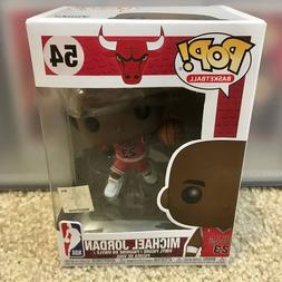 Funko Pop! NBA Bulls Michael Jordan Vinyl Figure #54 - Pre-O