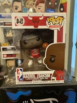 Funko Pop NBA Chicago Bulls Michael Jordan 4 Inch Vinyl Figu