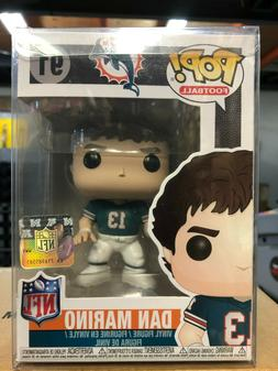 Funko Pop! NFL Legends DAN MARINO Miami Dolphins Figure #91