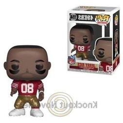 POP NFL: Legends - Jerry Rice Funko Collect Figure Vinyl Bob