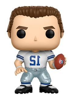 Funko Pop Nfl: Roger Staubach  Collectible Figure