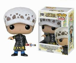 Funko pop ONE PIECE 10cm TRAFALGAR LAW doll Action Figure To