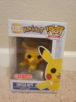 Funko Pop Pikachu #353 Target Exclusive - Free Shipping!!!