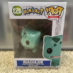 Funko Pop! Pokemon Bulbasaur Vinyl Figure #453 - In Stock &