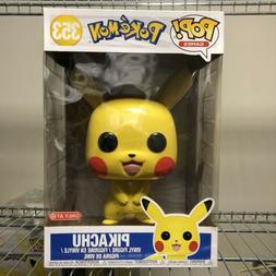 Funko Pop Pokemon Pikachu #353 Target Exclusive 10 inch Viny