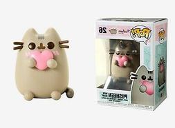 Funko Pop Pusheen™ The Cat: Pusheen with Heart Vinyl Figur