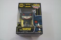 Funko Pop RED RAIN BATMAN - # 286 - 80 Years Anniversary Fig