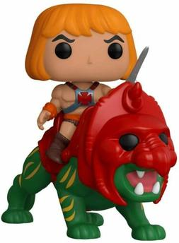 Funko Pop! Ride: Masters of The Universe - He-Man on Battle