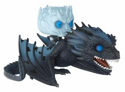 Funko Pop! Rides: Game of Thrones - Night King On Dragon Col