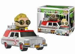 FunKo POP! Rides Ghostbusters 2016 Ecto-1 With Jillian Holtz
