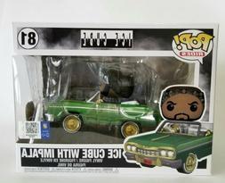Funko Pop! Rides Music - Ice Cube with Impala Vinyl Figure I
