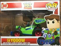 FUNKO POP! RIDES: TOY STORY - WOODY WITH RC VINYL ACTION FIG