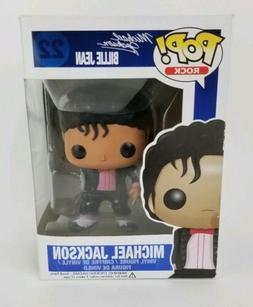 Pop Rock Music Michael Jackson Billie Jean #22 Vinyl Figure