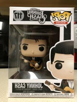 Funko Pop! Rocks Johnny Cash  Country Music Vinyl Figure
