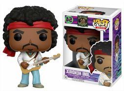 Funko Pop Rocks: Music - Jimi Hendrix Woodstock Toy Figure F