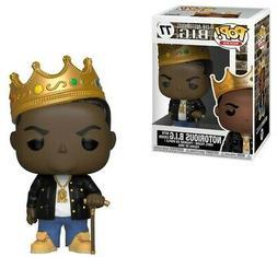 Funko Pop! Rocks: Music - Notorious B.I.G. w/ Crown Vinyl Fi