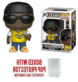 Funko Pop Rocks: Music - Notorious B.I.G. in Jersey Collecti