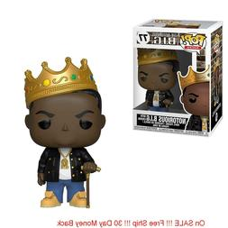 Funko Pop Rocks: Music - Notorious B.I.G. with Crown Collect