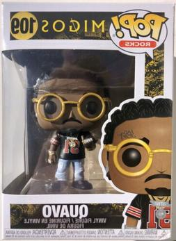 Funko Pop Rocks Quavo Migos Hip Hop Rapper Trap Music IN HAN