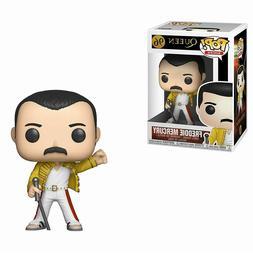 Funko - POP Rocks:Queen-Freddie Mercury Wembley 1986 Brand N