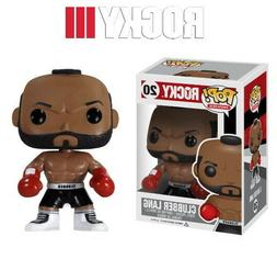 Funko POP Rocky III Movie Clubber Lang Figure Collection Mod