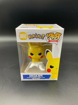 Funko Pop! SEALED Games Pokemon Grumpy Pikachu #598 Vinyl Fi