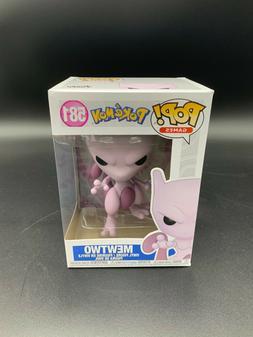 Funko Pop! SEALED Games Pokemon Mewtwo #581 Vinyl Figure NIB