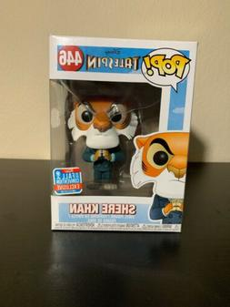Funko Pop Shere Khan Disney Talespin 2018 Fall Convention Ex