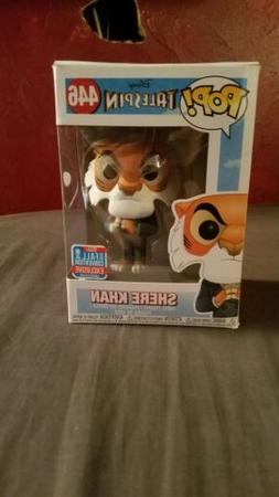 Funko Pop Shere Khan Disney Talespin 2018 Fall Convention Vi