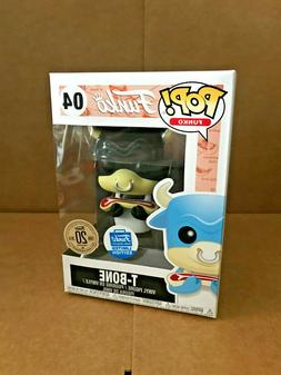 Pop Spastik Plastik T-Bone Shop Exclusive #04 LE Vinyl Figur