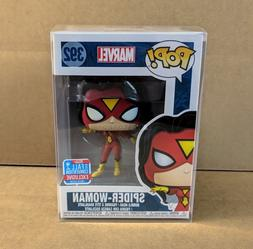 Funko Pop Spider Woman NYCC 2018 Fall Convention Exclusive V