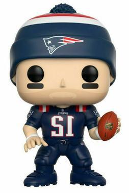 Funko Pop! Sports NFL Patriots #59 Tom Brady Vinyl Figure Co