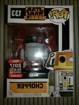 Funko Pop! Star Wars 2017 Galactic Convention Exclusive Chop