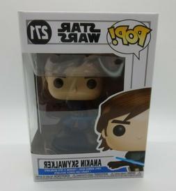 Funko Pop Star Wars The Clone Wars Anakin Skywalker Vinyl Fi