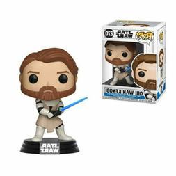 Funko Pop! Star Wars: The Clone Wars Obi Wan Kenobi Pop! Vin